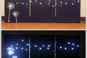Фото 15 Световое панно на стену: оригинальные варианты освещения для квартиры или дома