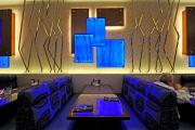 Фото 8 Световое панно на стену: оригинальные варианты освещения для квартиры или дома