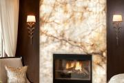 Фото 9 Световое панно на стену: оригинальные варианты освещения для квартиры или дома