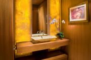 Фото 13 Световое панно на стену: оригинальные варианты освещения для квартиры или дома