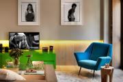 Фото 17 Световое панно на стену: оригинальные варианты освещения для квартиры или дома