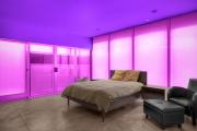 Фото 3 Световое панно на стену: оригинальные варианты освещения для квартиры или дома