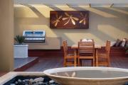 Фото 2 Световое панно на стену: оригинальные варианты освещения для квартиры или дома
