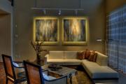 Фото 27 Световое панно на стену: оригинальные варианты освещения для квартиры или дома
