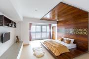 Фото 29 Световое панно на стену: оригинальные варианты освещения для квартиры или дома