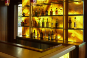 Фото 32 Световое панно на стену: оригинальные варианты освещения для квартиры или дома