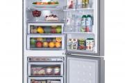 Фото 2 Выбираем узкий холодильник для кухни: рейтинг и сравнение лучших моделей 2018 года