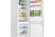 Фото 4 Выбираем узкий холодильник для кухни: рейтинг и сравнение лучших моделей 2018 года