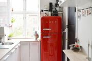Фото 23 Выбираем узкий холодильник для кухни: рейтинг и сравнение лучших моделей 2018 года