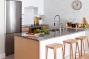 Фото 16 Выбираем узкий холодильник для кухни: рейтинг и сравнение лучших моделей 2018 года