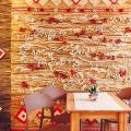Узоры народов мира в интерьере (100+ фото): какие орнаменты принесут в дом благополучие — советы экспертов фото