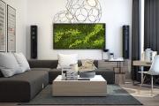Фото 23 Вертикальный сад в квартире: 60+ потрясающих идей зеленого уголка своими руками