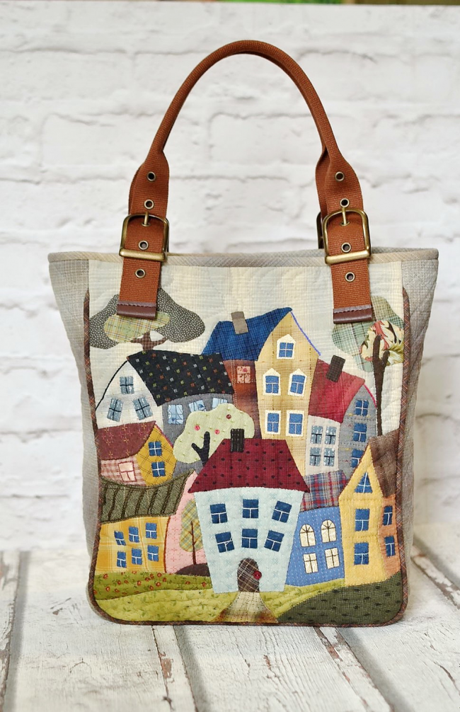 Стильная женская сумочка