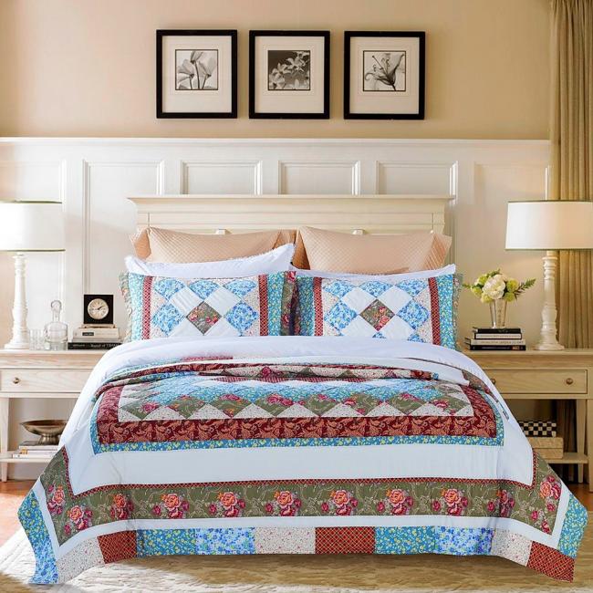 Спальня в классическом направлении