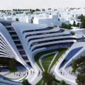 Заха Хадид (60+ фото): самые впечатляющие и невероятные проекты архитектора-легенды фото