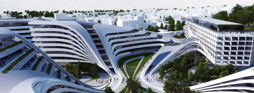 Заха Хадид: обзор самых впечатляющих и невероятных проектов архитектора-легенды