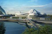 Фото 24 Заха Хадид (60+ фото): самые впечатляющие и невероятные проекты архитектора-легенды