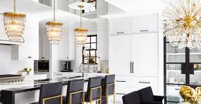 Роскошные зеркальные потолки в интерьере (90+ фото): лучшие идеи и советы дизайнеров фото