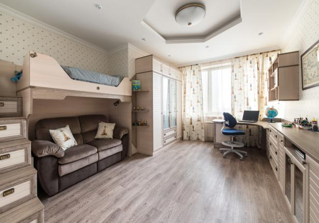 Подходящий вариант для однокомнатной квартиры