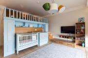 Фото 11 Кровати для детей от пяти лет: что нужно знать перед покупкой и сравнение популярных моделей