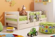 Фото 16 Кровати для детей от пяти лет: что нужно знать перед покупкой и сравнение популярных моделей