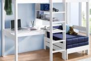 Фото 24 Кровати для детей от пяти лет: что нужно знать перед покупкой и сравнение популярных моделей