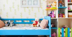 Кровати для детей от пяти лет: что нужно знать перед покупкой и сравнение популярных моделей фото