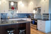 Фото 1 Глазурованная керамическая плитка: 60+ фотоидей для качественной и стильной облицовки стен