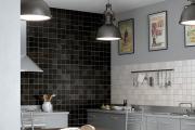Фото 15 Глазурованная керамическая плитка: 60+ фотоидей для качественной и стильной облицовки стен