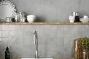 Фото 16 Глазурованная керамическая плитка: 60+ фотоидей для качественной и стильной облицовки стен