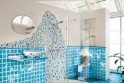 Фото 17 Глазурованная керамическая плитка: 60+ фотоидей для качественной и стильной облицовки стен