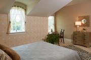 Фото 13 Обаяние пастельных тонов (65+ фото): персиковые обои в интерьере и варианты их лучших сочетаний