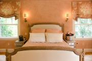 Фото 6 Обаяние пастельных тонов (65+ фото): персиковые обои в интерьере и варианты их лучших сочетаний