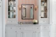 Фото 21 Обаяние пастельных тонов (65+ фото): персиковые обои в интерьере и варианты их лучших сочетаний