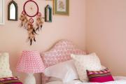 Фото 1 Обаяние пастельных тонов (65+ фото): персиковые обои в интерьере и варианты их лучших сочетаний