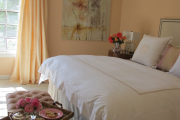 Фото 8 Обаяние пастельных тонов (65+ фото): персиковые обои в интерьере и варианты их лучших сочетаний