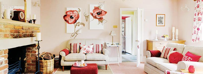 Обаяние пастельных тонов: персиковые обои в интерьере и дизайнерские варианты сочетаний