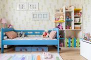 Фото 4 Варианты хранения игрушек в детской комнате: 60+ избранных идей и полезные советы родителям