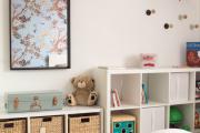 Фото 11 Варианты хранения игрушек в детской комнате: 60+ избранных идей и полезные советы родителям