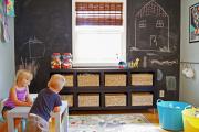 Фото 14 Варианты хранения игрушек в детской комнате: 60+ избранных идей и полезные советы родителям