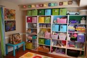 Фото 15 Варианты хранения игрушек в детской комнате: 60+ избранных идей и полезные советы родителям