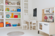Фото 28 Варианты хранения игрушек в детской комнате: 60+ избранных идей и полезные советы родителям