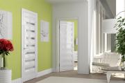 Фото 1 Царговые межкомнатные двери (60+ фото): преимущества конструкций и обзор моделей в интерьере