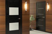 Фото 8 Царговые межкомнатные двери (60+ фото): преимущества конструкций и обзор моделей в интерьере