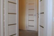 Фото 9 Царговые межкомнатные двери (60+ фото): преимущества конструкций и обзор моделей в интерьере