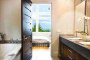 Фото 14 Царговые межкомнатные двери (60+ фото): преимущества конструкций и обзор моделей в интерьере