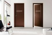 Фото 16 Царговые межкомнатные двери (60+ фото): преимущества конструкций и обзор моделей в интерьере