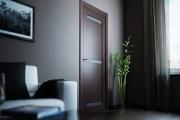 Фото 3 Царговые межкомнатные двери (60+ фото): преимущества конструкций и обзор моделей в интерьере