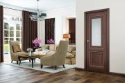 Фото 17 Царговые межкомнатные двери (60+ фото): преимущества конструкций и обзор моделей в интерьере