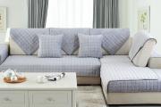 Фото 6 Чехлы на угловой диван: варианты обновления мебельной обивки и мастер-класс по пошиву